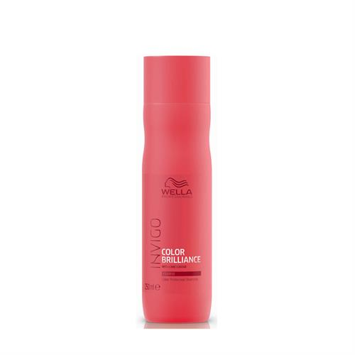 WELLA PROFESSIONALS INVIGO COLOR BRILLIANCE SHAMPOO 250ml שמפו בריליאנס