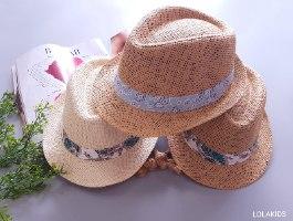 כובעי קש ילדים
