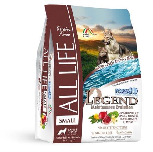 """לג'נד ALS מייטננס 4.54 ק""""ג מזון יבש לכלבים"""