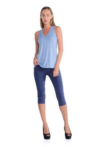 מכנס רומי כחול