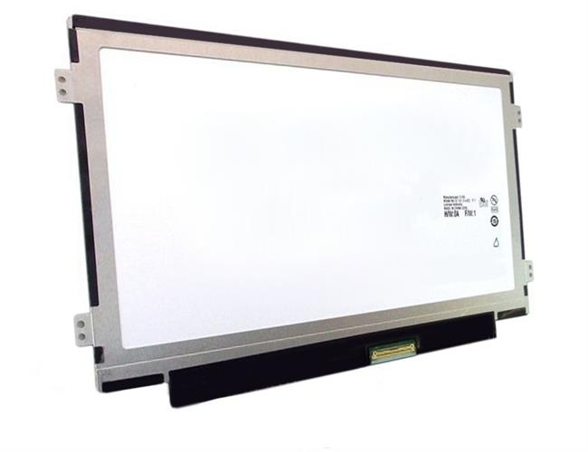 החלפת מסך למחשב נייד LP101WSBTLN1 LP101WSB-TLN1 Laptop LCD Screen: 10.1 inch, 1024 x 600 WSVGA, Glossy, LED