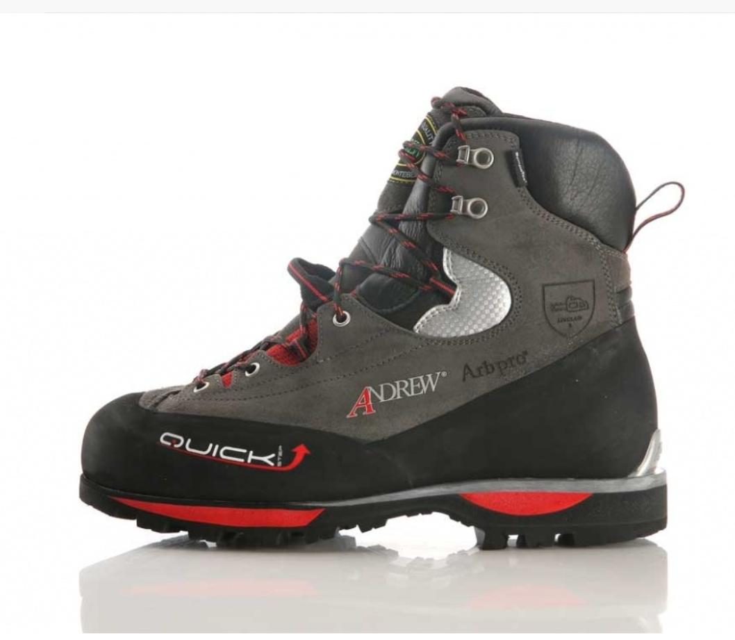 נעלי בטיחות Arbpro אפור QS