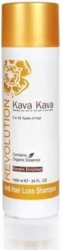 שמפו למניעת נשירת שיער מבית KAVA KAVA (ליטר)
