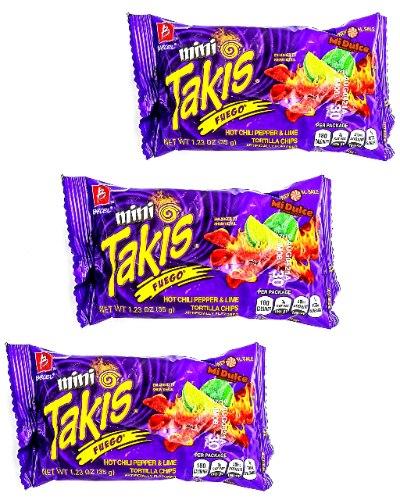 Takis Fuego,שלישייה! (מקורי ממקסיקו)