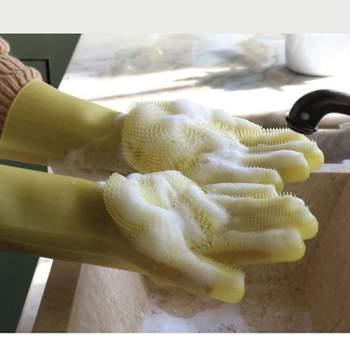 כפפות לניקוי כלים