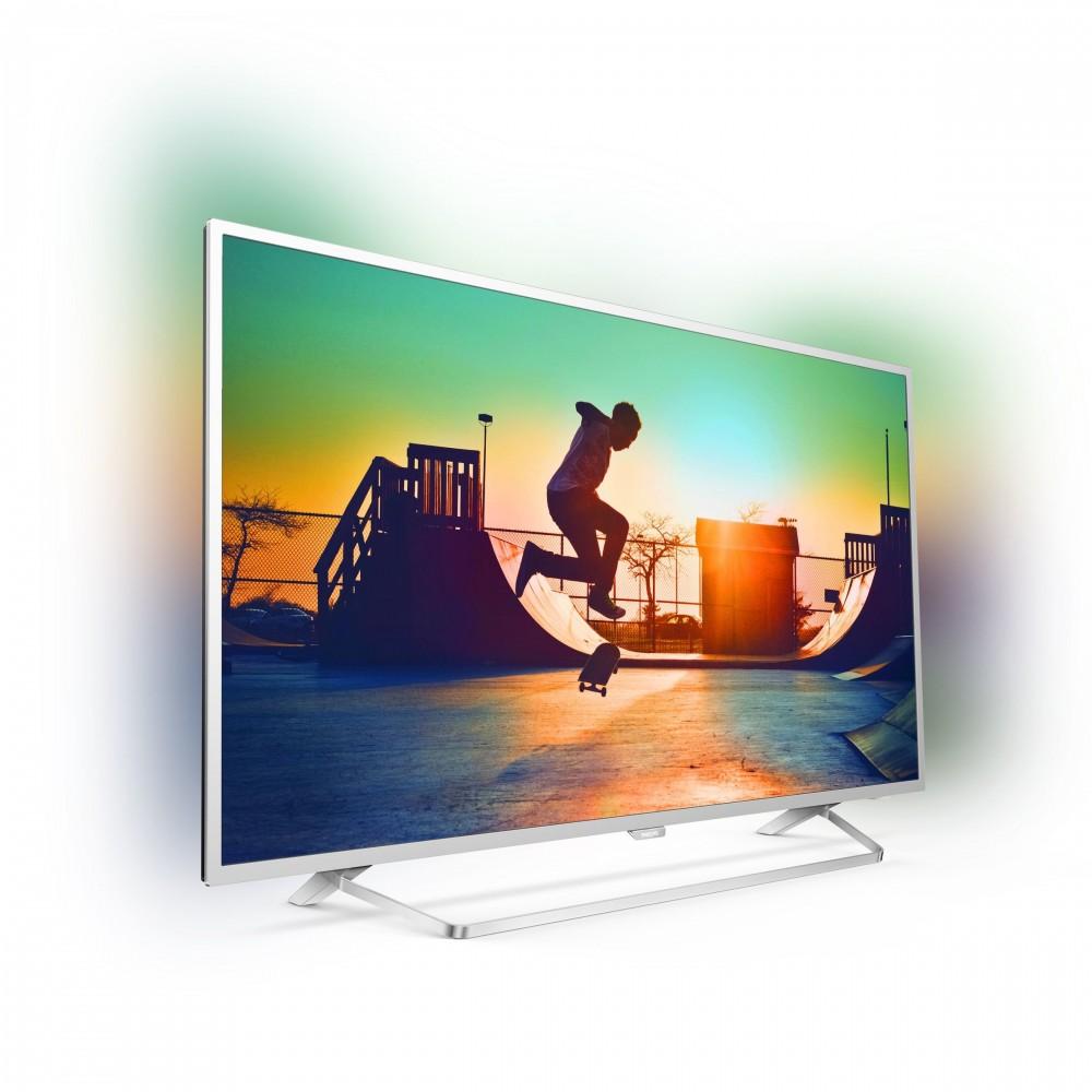 טלוויזיה Philips 49PUS6412 4K49 אינטש פיליפס
