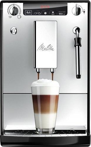 Melitta Solo & Milk Silver מכונת קפה אוטומטית מליטה סולו כסף