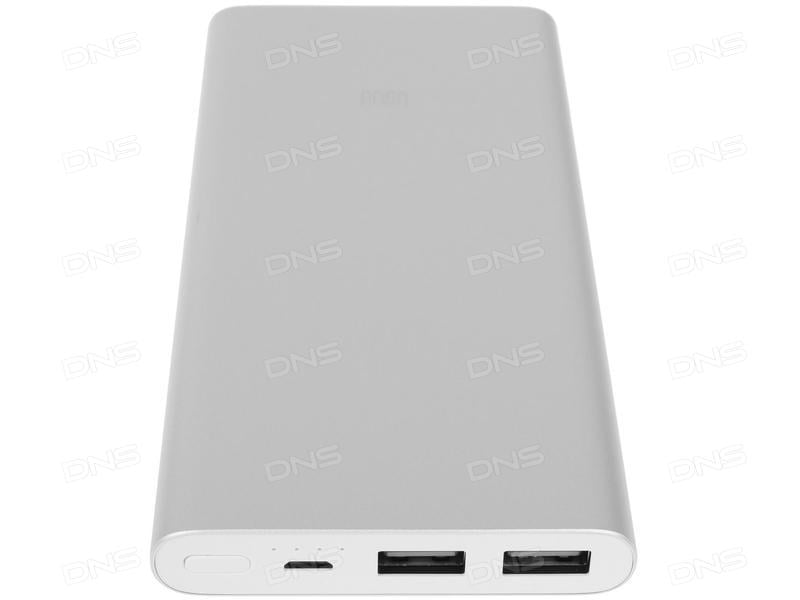 מטען נייד Xiaomi Mi Power Bank 2i 10,000mAh plm09zm מקורי