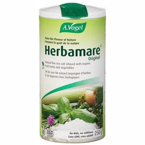 -- הרבמרה --   תערובת תיבול אורגנית, 250 גרם,  Herbmare