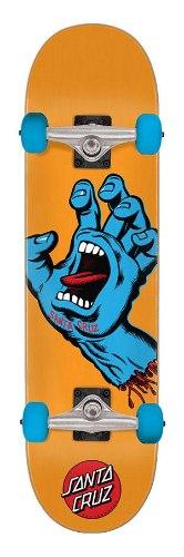 Santa Cruz Skateboard Complete 7.80in x 31.00in Screaming Hand Mid