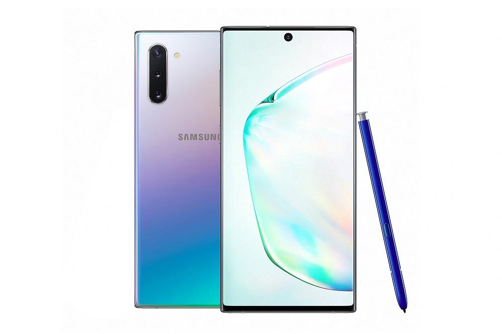 טלפון סלולרי Samsung Galaxy Note 10 SM-N970F 256GB סמסונג