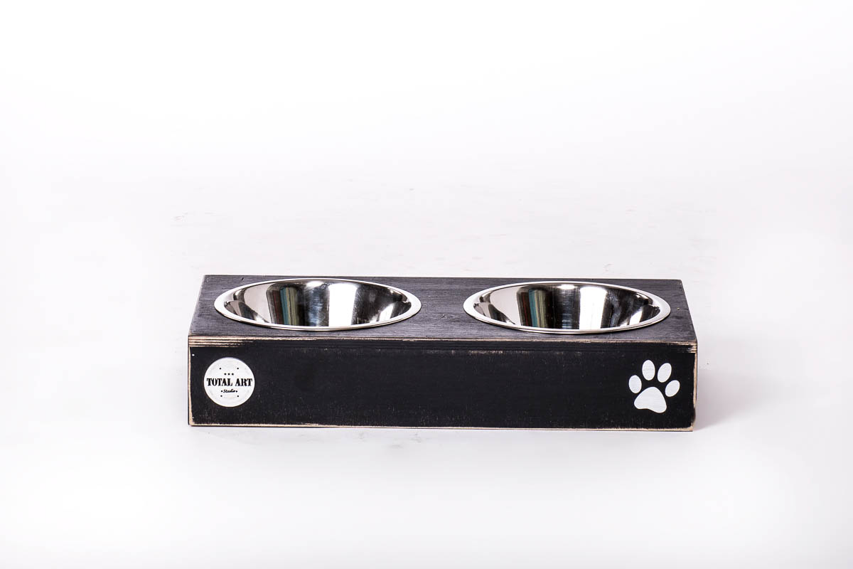 כלי אוכל ושתיה לכלב - ג'קסון L