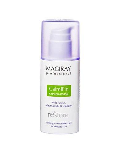 מסכת קרם הרגעה לעור אדמומי - Magiray Restore CalmiFin Cream-mask