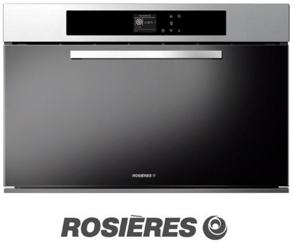 "ROSIERES תנור בנוי BI רחב 90 ס""מ דגם RF9Z170IN"