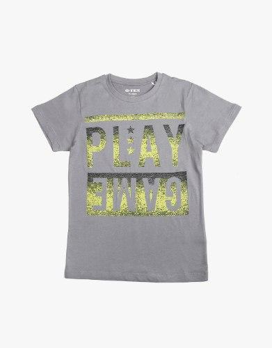 חולצה בנים PLAY GAME