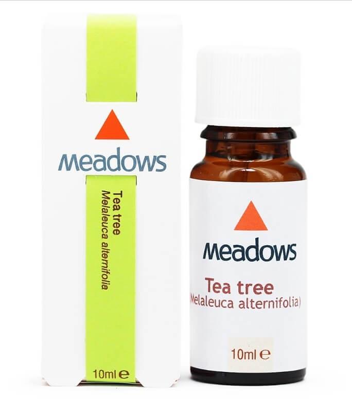 """10 מ""""ל שמן ארומתרפי עץ התה - Tea Tree Essential Oil 10cc"""