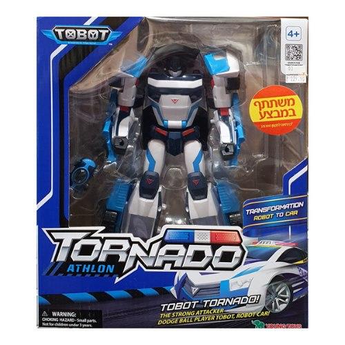 טובוט-TORNADO