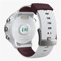 שעון דופק חכם Suunto 7 White Burgundy