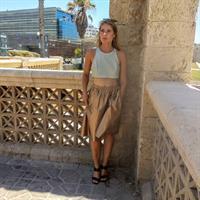 חצאית זהב