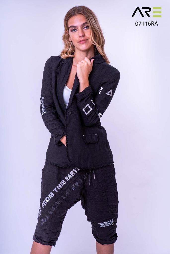 חליפה STUNNING שחור ANTIGO