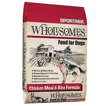 """ספורטמיקס הוליסטי 12 ק""""ג מזון לכלבים עוף ללא דגנים"""