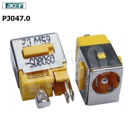 PJ047.0 - Acer Aspire 5672 WLMi 5315 AS7220 Dc Jack שקע טיענה לנייד