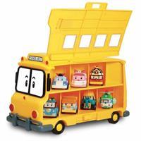 אוטובוס לאיחסון מכוניות פולי