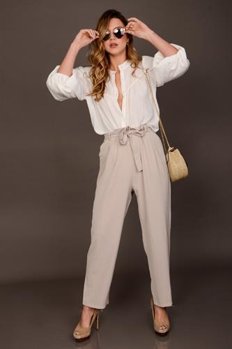 חולצת אמילי לבנה