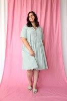 שמלת היילי פיסטוק