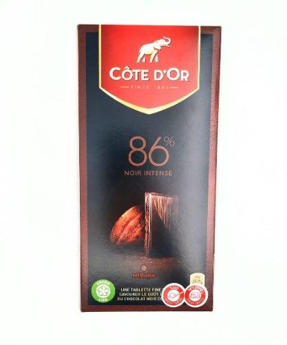 Cote D'or שוקולד מריר 86%