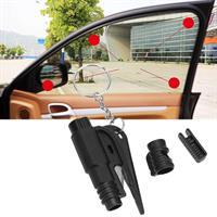 מציל חיים! חותך חגורות בטיחות ומנפץ חלונות ברכב LIFEGUARD