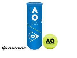 קופסת כדורי טניס Dunlop AO