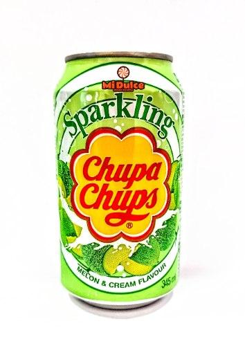 Chupa Chups בטעם מלון ושמנת
