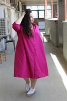 שמלת ניו יורק סגול
