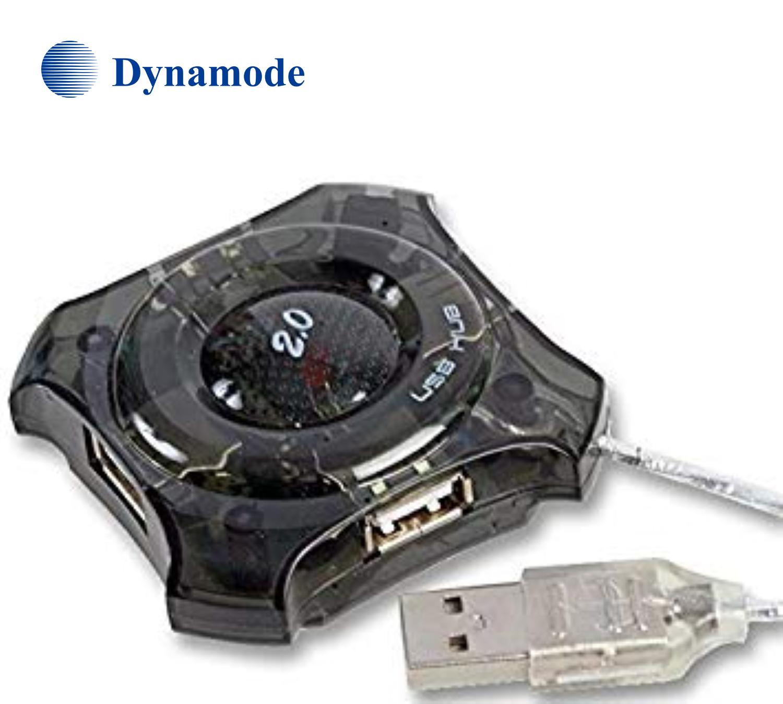 מפצל USB 4 יציאות כולל שנאי