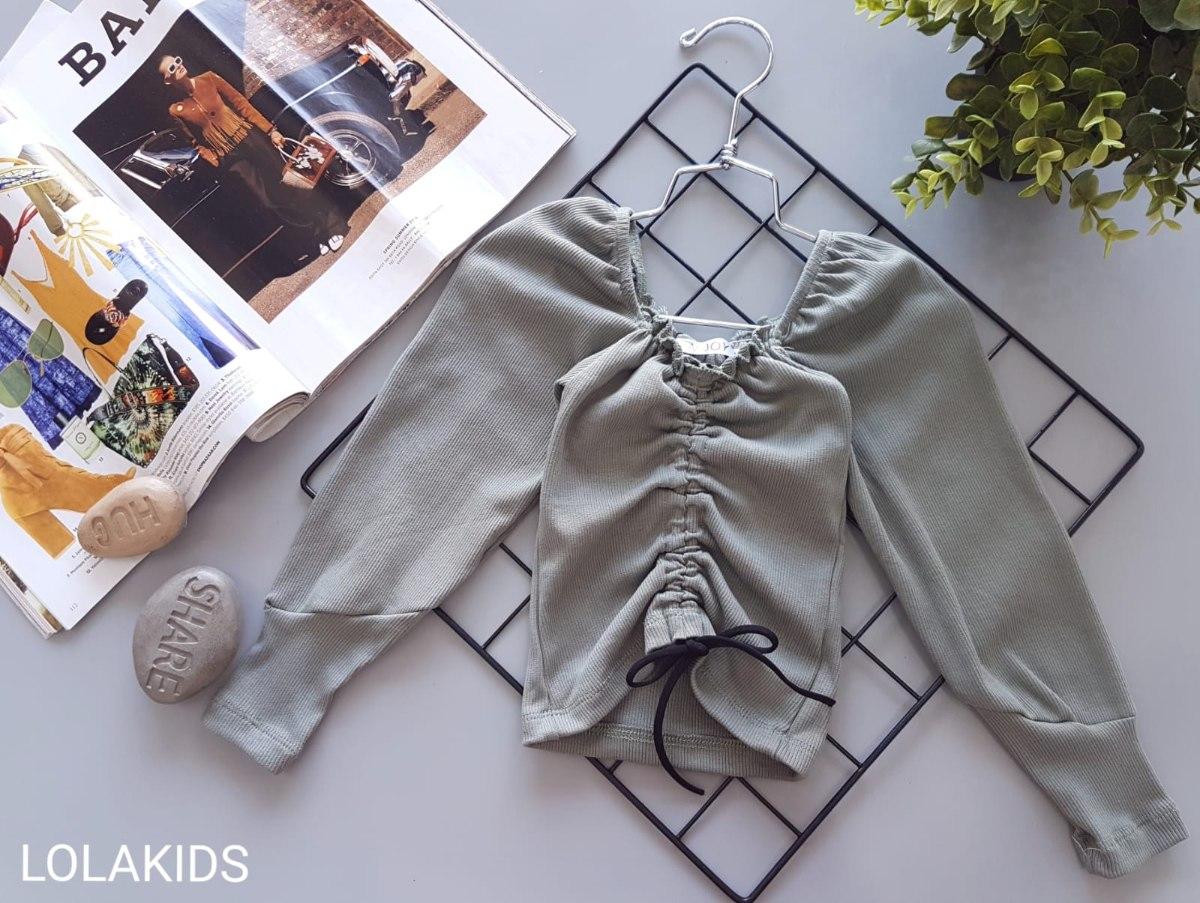חולצת ריב כיווצים דגם 9486/2