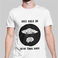 חולצת טי - Just Hold On