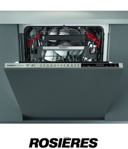 ROSIERES מדיח כלים אינטגלי דגם RDIN4S622PS47