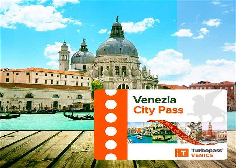 כרטיס ונציה פאס
