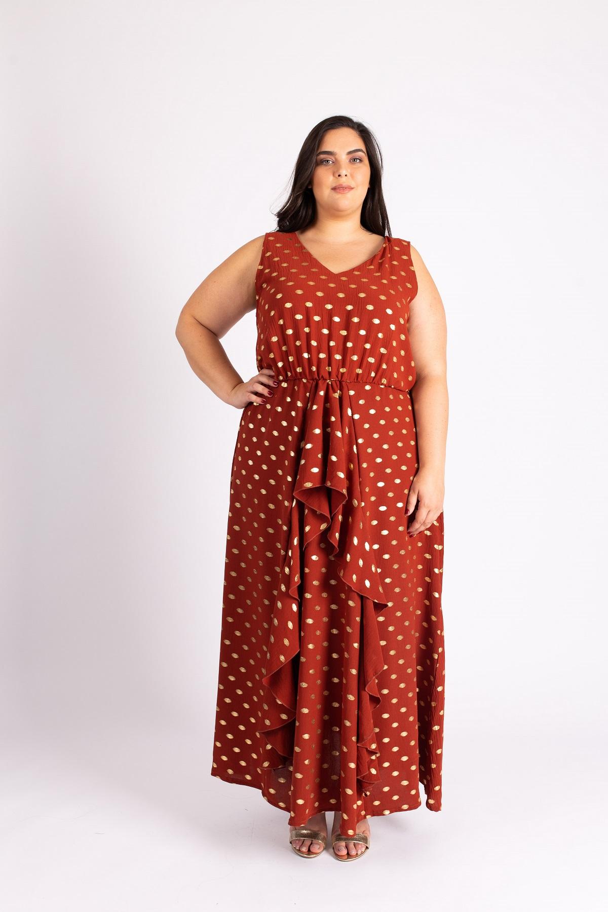 שמלת גרייס בריק
