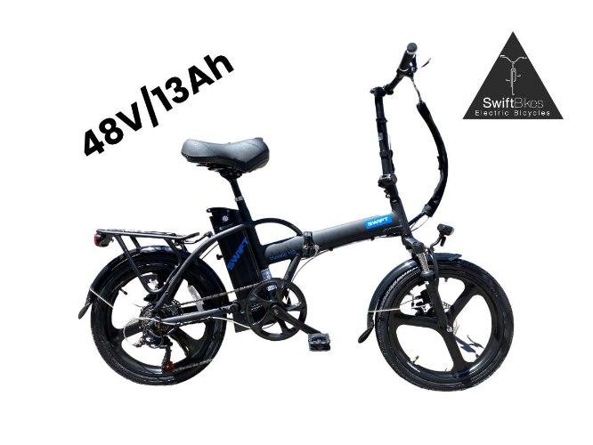 אופניים חשמליים SWIFT CLASSIC 48