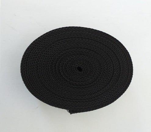 רצועה 30 ממ שחורה