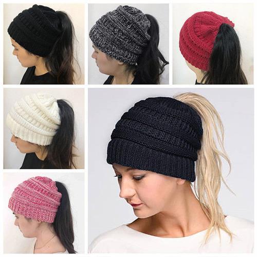 כובע חורפי 2019 - עם חור לקוקו