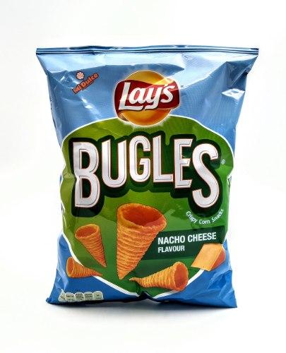 Lays Bugles Nacho Cheese ,מארז מוגדל!