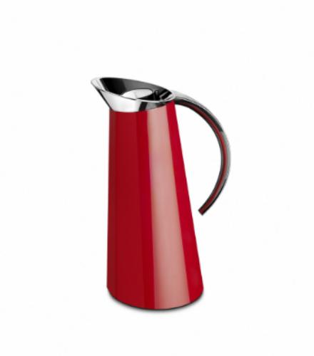 קנקן תרמי מעוצב בוגאטי Glamour  אדום