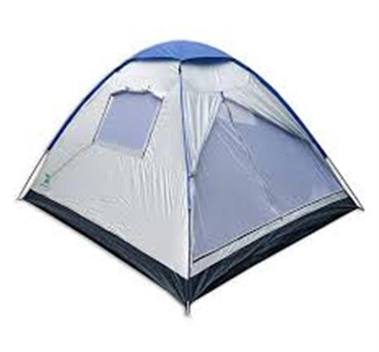 אוהל איגלו ל 4 אנשים עם 2 פתחים