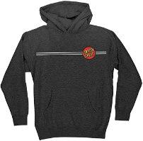 SANTA CRUZ Boys Classic Dot PO Hooded Midweight Sweatshirt