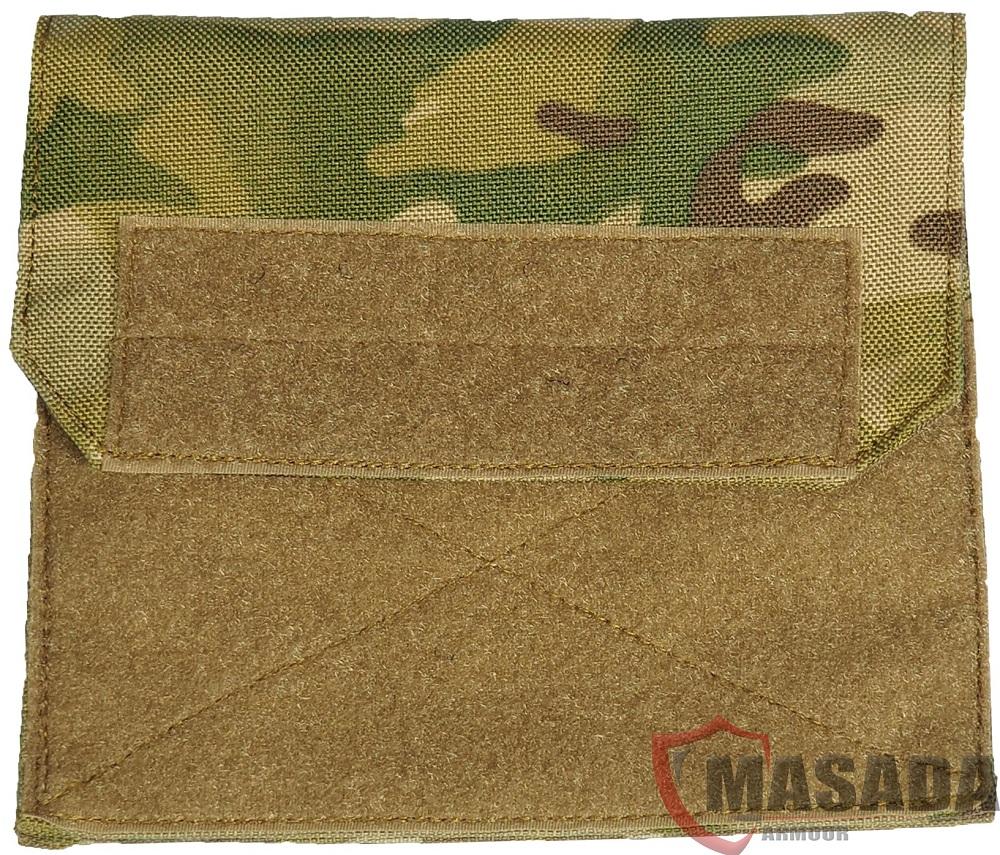 Masada Armour velcro Admin Pouch