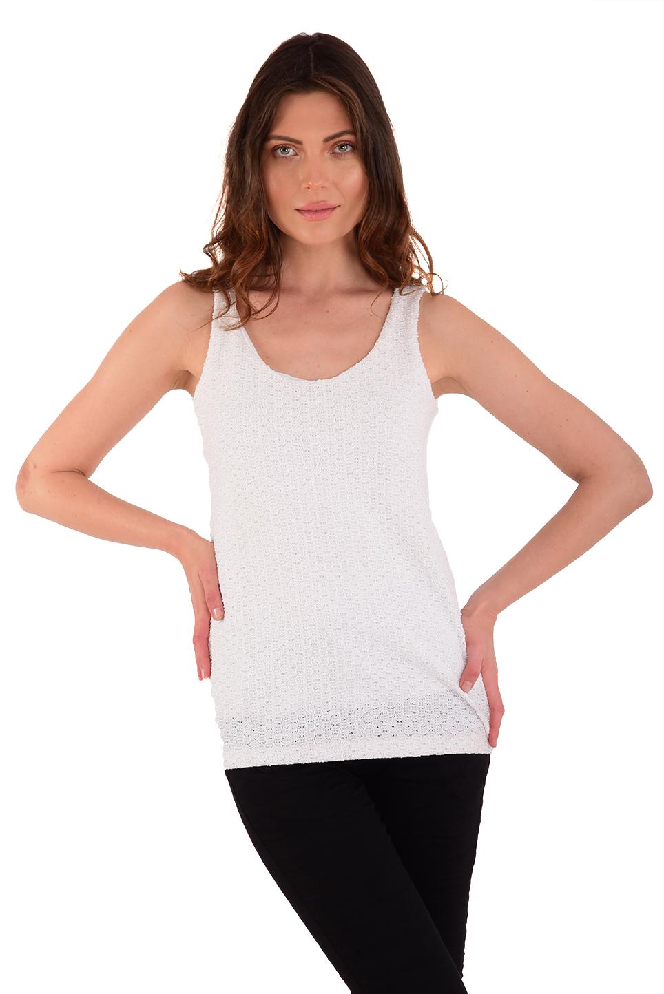 חולצת גיפיור לבן