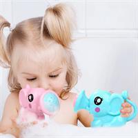 פילון אמבט-  משפך פיל לחפיפת שיער הילדים